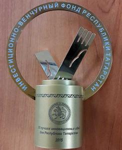 Диплом на конкурсе инновационных идей